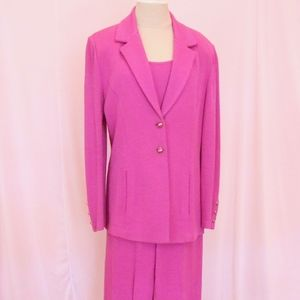 St. John Essentials by Marie Gray 3 Piece Suit
